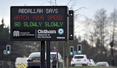 Abdallah takes the slowly, slowly approach (Diego Sideburns) Tags: oldhamathletic abdallahlemsagam latics supporterunrest
