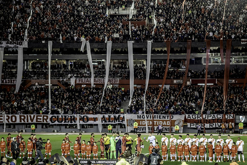 River Plate 2 - Cerro Porteño 0 | 190822-7838-jikatu