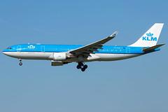 KLM A330-203 PH-AOB (wapo84) Tags: eham ams a330 klm phaob