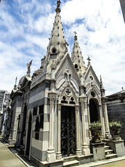 Argentina_28_12_2018_042 (Nekrasoff Oskar) Tags: argentina buenosaires recoleta building capital cemetery crypt dead deadman grave heaven monument sculpture statecapital street town tumba