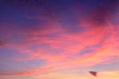 (Liut7666) Tags: tramonto sunset colori nuvola nuvole cielo sky
