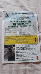 Rezzago – Km 18 – 11/08/19 (Londrina92Bis) Tags: rezzago como lombardia fiasp tapasciata volantino leaflet