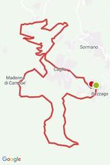 Rezzago – Km 18 – 11/08/19 (Londrina92Bis) Tags: rezzago como lombardia lombardy fiastp tapasciata mappa percorso map trail