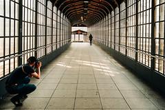 Framing (Poul-Werner) Tags: ektar100 berlin germany xpro2 xf23mm documentary pattern reportage street tog train travel