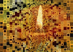 G. Klimt golden theme inspiration - tile art (dp792) Tags: klimt yellow red black gold pattern abstract texture wallpaper mosaic design digital illustration disco squares glowing pixel backdrop grid technology light graphic futuristic kaleidoscope magic sacredgeometry symmetry reflection brush collection culture dream element sign symbol trendy pop contemporary color square colorful art seamless decoration wall dots frame circle ornament