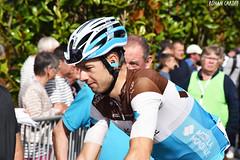 DSC_0693 (Ronan Caroff) Tags: cycling cyclisme ciclismo cyclist cyclists cycliste velo bike course race sport sports deporte radsport effort france manche normandie normandy 50 polynormande coupedefrance avranches uci 11 nikon d5600 men man boy garçon