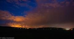 Late night visit (aixcracker) Tags: nikond800 nikonafs20mmf28d sky cloud nature night suomi finland dark europa europe natur himmel pimeä natt porvoo luonto yö moln pilvi taivas borgå mörk eurooppa ruskis