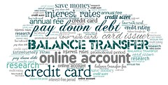 Balance Transfer (Ben Taylor55) Tags: balance transfer online account pay down debt credit card interest rates issuer lowrate save money research fee promotional period annual interestfree introductory rating score tag tags tagcloud word words wordcloud
