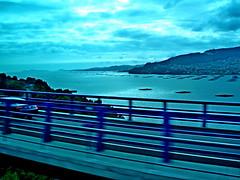 2019-06-03 Portugalia - przejazd przez Vigo (3) (aknad0) Tags: portugalia vigo krajobraz morze most miasto