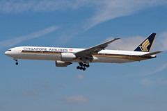 Singapore Airlines Boeing 777-300ER 9V-SWU (jbp274) Tags: lax klax airport airplanes singaporeairlines sq boeing 777