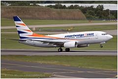 OK-SWW Boeing 737-7Q8 | Smartwings | Birmingham BHX/EGBB | 01.06.2019 (<Steven>) Tags: bhx egbb birminghamairport smartwings boeing737