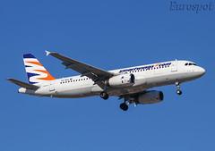 YR-SEA Airbus A320 Smartwings (@Eurospot) Tags: ltai antalya smartwings yrsea airbus a320 ootcb