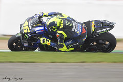 Valentino Rossi #46 (FocusedWright) Tags: race racing uk england bike bikes motogp silverstone motorbike motorcycle track tracks circuit 46 vr46 valentinorossi rossi thedoctor