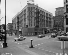 Seattle Hotel, 1961