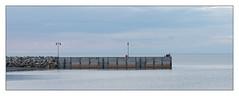 Jetée St_Luce (Jean-Louis DUMAS) Tags: water mer jetée paysage landscape beacheslandscapes worldwidelandscapes awesome sea nuage cloud panoramique panoramic ocean