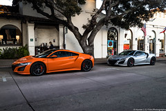 Pretty Car (Hunter J. G. Frim Photography) Tags: supercar car week 2019 monterey carmel acura honda nsx 2018 v6 hybrid electric awd japanese coupe carbon turbo orange silver acuransx hondansx 2018acuransx
