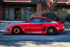 1989 Porsche DP 935 Long Windshield (Hunter J. G. Frim Photography) Tags: supercar car week 2019 monterey carmel 1989 porsche dp 935 long windshield porschedp935 porschedp935longwindshield