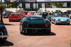 220 (Hunter J. G. Frim Photography) Tags: supercar car week 2019 monterey carmel jaguar xj220 british green v6 turbo coupe jaguarxj220 red lancia 037 stradale lancia037stradale 1984