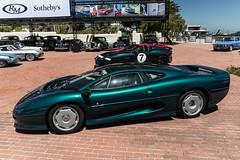 Brits (Hunter J. G. Frim Photography) Tags: supercar car week 2019 monterey carmel jaguar xj220 british green v6 turbo coupe jaguarxj220 ftype project 7 v8 rare limited racing jaguarftypeproject7 supercharged