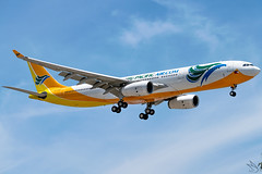 Cebu Pacific Air - Airbus A330-343 / RP-C3344 @ Manila (Miguel Cenon) Tags: cebupac cebupacific cebu cebpac ceb ceba330 bupak rpll airplane airplanespotting apegroup appgroup airport airbus airbusa330 a330 a333 airbusa333 rollsroyce rrtrent trent700 ppsg planespotting philippines manila nikon naia d3300 sky flying fly wings plane widebody widebodyjet twinengine rpc3344