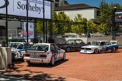 CSLs (Hunter J. G. Frim Photography) Tags: supercar car week 2019 monterey carmel bmw white german coupe racecar 35 30 csl bmwcsl bmw35csl bmw30csl