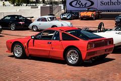 Lancia 037 Stradale (Hunter J. G. Frim Photography) Tags: supercar car week 2019 monterey carmel red lancia 037 stradale lancia037stradale 1984
