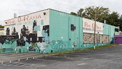 Rag-O-Rama, Used Clothing Store (DayBreak.Images) Tags: urban city atlanta georgia l5p usedclothes store canondslr canoneflens manfrottomonopod lightroom