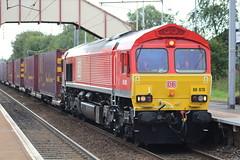 HOLYTOWN 66070 (johnwebb292) Tags: holytown motherwell diesel class 66 66070 dbs