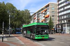 Dordt elektrisch (Maurits van den Toorn) Tags: bus autobus omnibus stadsbus stadsbuzz qbuzz dordrecht elektrisch electric battery vervoer transport transportation publictransport