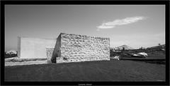 Lanzarote, infrared (Dierk Topp) Tags: a7r bw ilce7r ir sony1635mmvariotessartfef4zaoss architecture canaryislands infrared islascanarias lanzarote monochrom sw sony