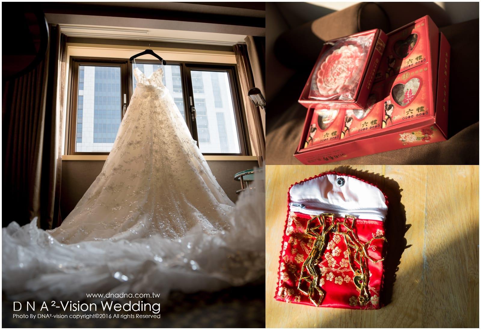 《婚攝》oscar&agnes:玫瑰教堂證婚︱國賓飯店宴客1