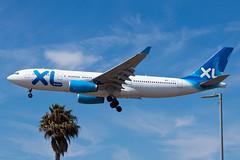 XL Airways France Airbus A330-200 F-GSEU (jbp274) Tags: lax klax airport airplanes se airbus a330 xlairwaysfrance xlairways