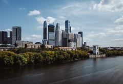 R0006600 (mr. Wood) Tags: moscow russia digital city ricohgr ricoh gr ricohgriii moscowcity skyscraper cityscape