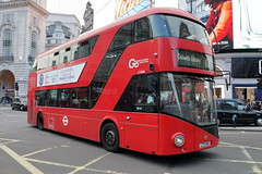 LT446 LTZ 1446 (ANDY'S UK TRANSPORT PAGE) Tags: buses london piccadillycircus nbfl goaheadlondon londoncentral