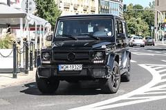 Poland (Grodisk M.) - Mercedes-Benz Brabus G 63 AMG 2012 W463 (PrincepsLS) Tags: poland polish license plate warsaw spotting wgm grodzisk mercedesbenz brabus g 63 amg 2012
