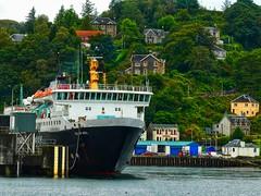 Oban Harbour (coatbriggeezer) Tags: ferry scotland harbour isleofmull oban argyllandbute antòban thelittlebay theisleofmull