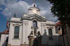 IMGP0101 (hlavaty85) Tags: praha prague bazilika nanebevzetí panny marie mary kostel church