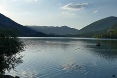 lago di scanno (Vincenzo P. (Bologna)) Tags: lago crepuscolo scanno