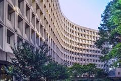 l´fant plaza 2 (inmonova503) Tags: washington dc building edificio textura arquitectura realestate eeuu city ciudad