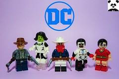 [DC Comics Minifigs #04]