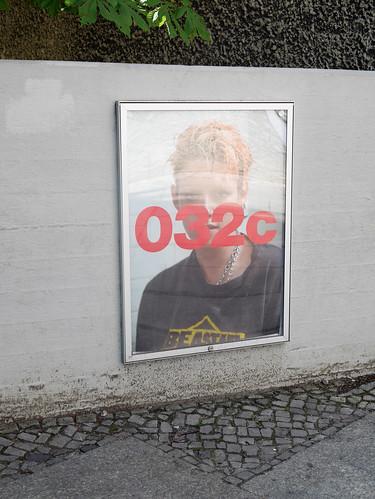 Das Poster. (032c) / 23.08.2019