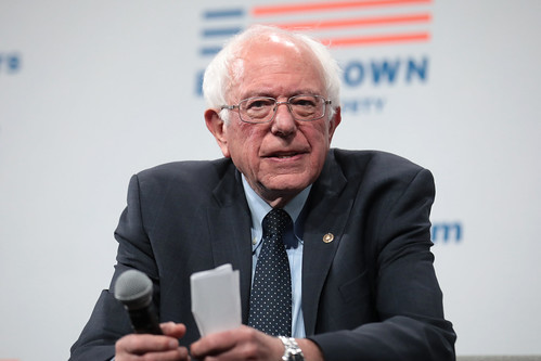 The Nation endorses Bernie Sanders