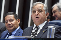 Plenário do Congresso (Senado Federal) Tags: plenário sessãosolene diadomaçombrasileiro comemoração hamiltonmourão senadorizalcipsdbdf brasília df brasil
