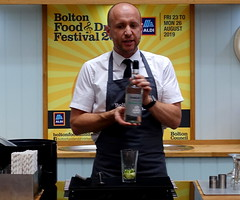 Jonny Cocktail at Bolton Food Festival 2019 (Tony Worrall) Tags: boltonfoodfestival foodfestival cocktail man make annual event show market shake drink booze welovethenorth nw northwest north update place location uk england visit area attraction open stream tour country item greatbritain britain english british gb capture buy stock sell sale outside outdoors caught photo shoot shot picture captured ilobsterit instragram gmr jonnycocktail