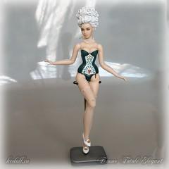 FemmeFataleElegant_WIG_012 (kularien) Tags: kcdoll kularien kulariencustomdoll bjd balljointeddoll fashiondoll femmefatale ooak corset outfit