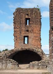 Penrith Castle (.annajane) Tags: cumbria castle penrith ruin uk medieval englishheritage redtower tower
