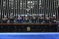 Plenário do Congresso (Senado Federal) Tags: plenário sessãosolene diadomaçombrasileiro comemoração reginaldogusmãodealbuquerque cassianoteixeirademoraes hamiltonmourão senadorizalcipsdbdf deputadogeneralgirãopslrn múciobonifácioguimarães ademirlúcioamorim armandoassumpção aplauso brasília df brasil