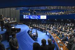 Plenário do Congresso (Senado Federal) Tags: diadomaçombrasileiro plenário senadormajorolimpiopslsp sessãosolene reginaldogusmão cassianoteixeirademoraes hamiltonmourão senadorizalcipsdbdf deputadogeneralgirãopslrn múciobonifácio ademirlúcioamorim armandoassumpção brasília df brasil