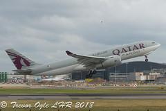DSC_9019Pwm (T.O. Images) Tags: a7afz qatar airways airbus a330 lhr london heathrow