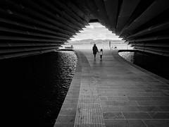"V&A Dundee (Ruaraidh80) Tags: blackandwhite vignette scotland building architecture buiding iphonography iphone va ""blackandwhite"" dundee"